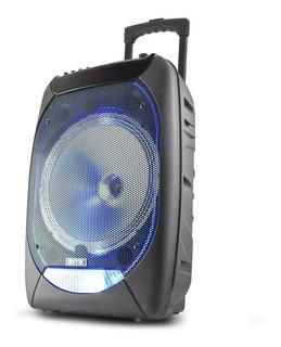 Bafles Amplificados Bocina Bluetooth 12 Pulgadas Recargable