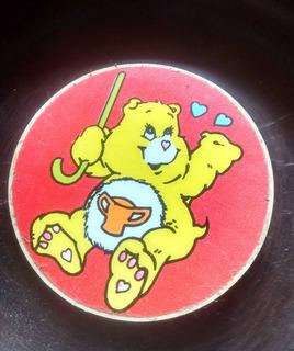 Sticker Ositos Cariñoso Champ Care Bear Años 80