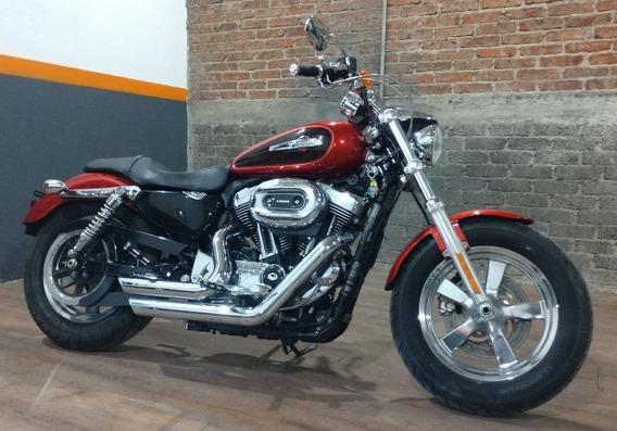 Harley Davidson Sportster 1200 Custom 2013 Bitono