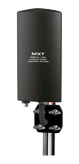 Antena Mxt Hdtv Vhf Uhf Interna E Externa Mdtv-163