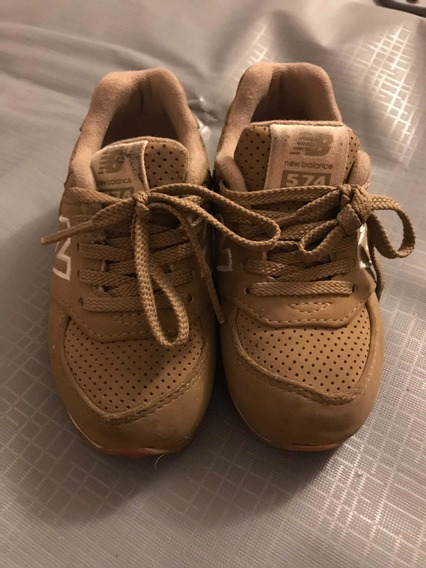 Zapatos New Balance De Niños En Perfectas Condiciones