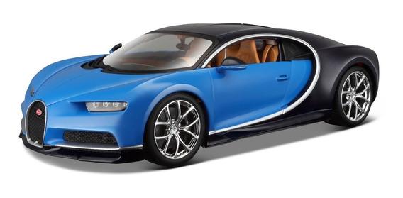 Bugatti Chiron 1/18 Bburago Burago
