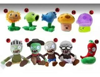 (5)zombie Hermoso Regalalo! Plantas Vs Zombie! Elegi!!!