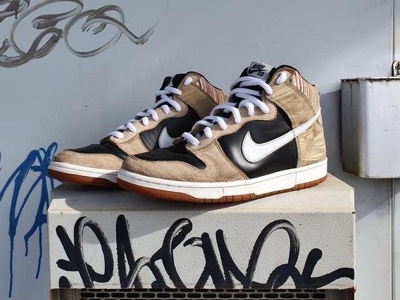 Nike Dunk High Premium Sb Skatista Paul Ulrich