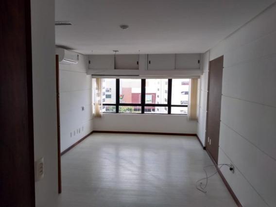 Sala Comercial 64m2 Dividida Em 5 Ambientes No Caminho Das Árvores - Lit075 - 33676460