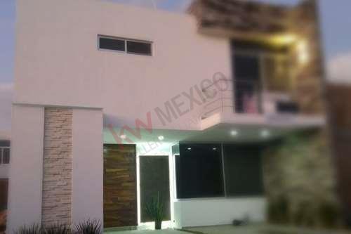 Hermosa Casa Totalmente Nueva En Venta En Residencial Alberia