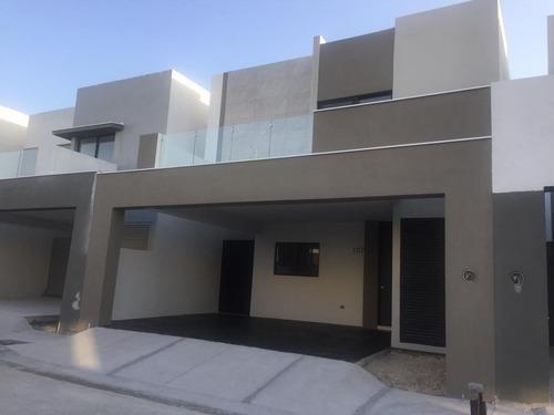 Casa En Renta Privalia Cumbres 2do Sector, Garcia