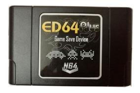 Ed64 Plus Enhanced Version P/ N64 - Nintendo 64 !!! + Sd 8gb