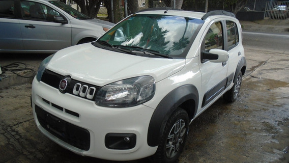 Fiat Uno 1.4 Way 30% Enganche
