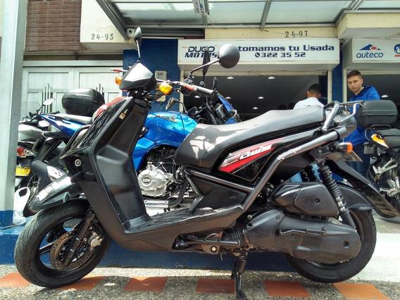 Yamaha Bws 125 Modelo 2015 Al Día Traspaso Incluido