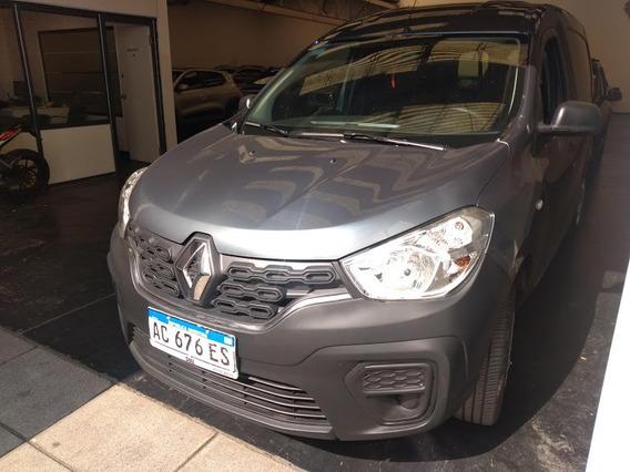 Renault Kangoo Ii Professional 1.6 Sce 2018 4.900kms (mac)