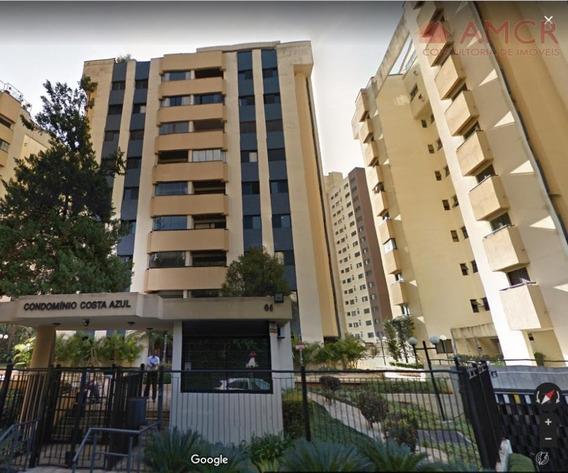 Cobertura Residencial À Venda, Morumbi, São Paulo. - Co0008