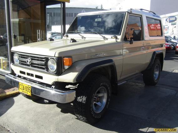 Toyota Fj Land Cruiser