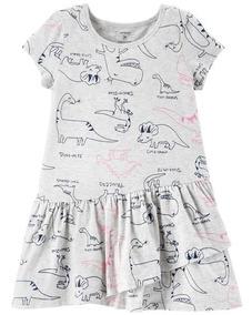 Vestido Carter´s Menina 3 A 5 Anos