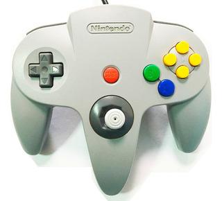 Controles Originales N64 - Nintendo 64