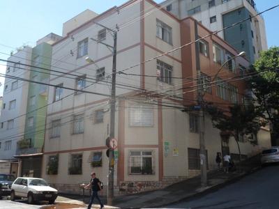 Apartamento Com 3 Quartos Para Comprar No São Pedro Em Belo Horizonte/mg - 2477