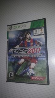 Juego Pes 2011 Para Xbox 360