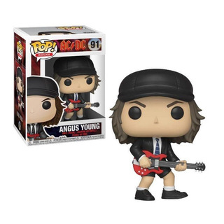 Funko Pop ! Ac / Dc Angus Young N°91