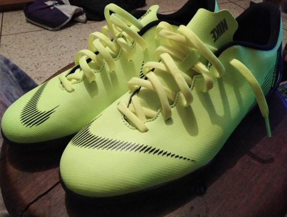 Zapatos Nike Mercurial Microtacos De Futsal