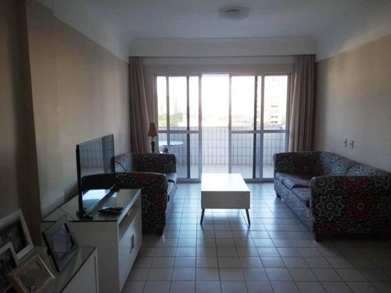 Apartamento Residencial À Venda, Candelária, Natal. - Ap5705