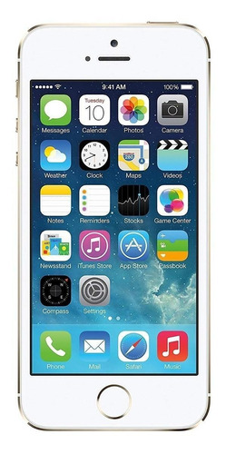iPhone 5s 16 GB ouro