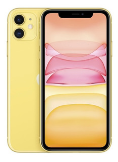 iPhone 11 Apple 64gb Tela 6,1 Retina Câm. Dupla 12mp Ios 13