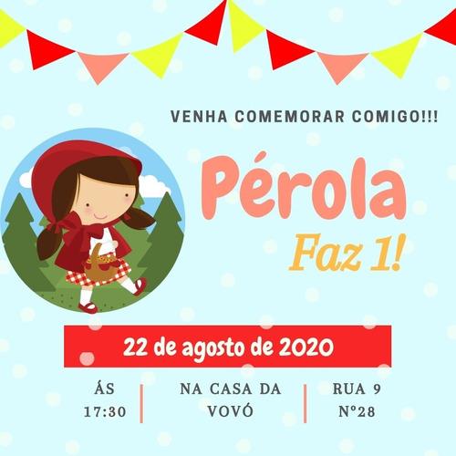 Convite Digital Para Festas