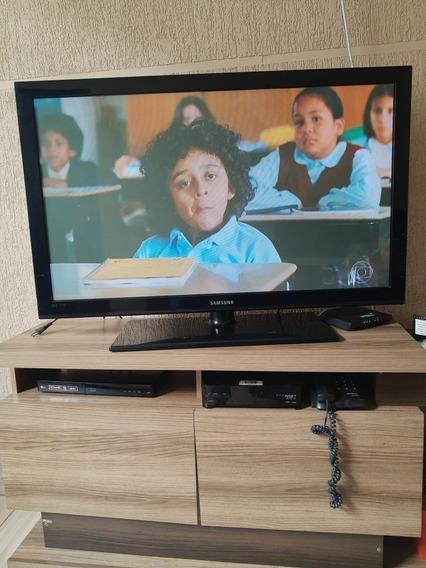 Tv Plasma 42 Polegadas Com Conversou E Controle Remoto Tv