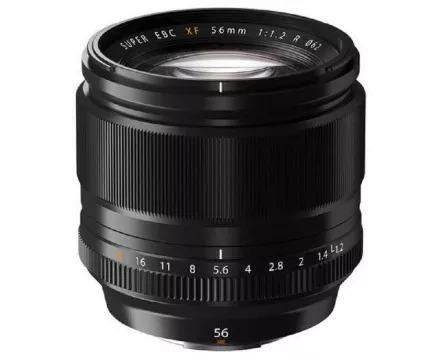 Lente Fuji Xf 56mm 1.2 R /super Ebc / Fuji 56mm