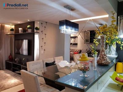 Apartamento Com 3 Dormitórios À Venda, 81 M² Por R$ 645.000 - Freguesia Do Ó - São Paulo/sp - Ap3058
