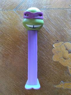 Pez Pastillero Coleccionable Tortugas Ninja Donatello