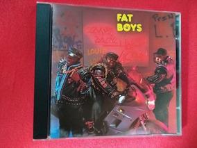 Fat Boys Coming Back Hard Again 1988 Cd Raro Import.