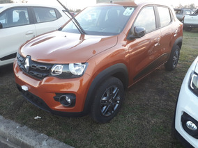 Renault Kwid 1.0 Sce Iconic Anticipo Y Cuotas Car One
