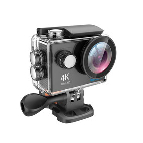 Action Camera Ultra Hd 4 K Wifi 1080 P / 60fps 2.0 Lcd 170d