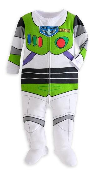 Pijama Buzz Lightyear Stretchie Para Bebé - Toy Story Disney