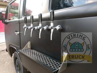 Kit Beer Truck 4 Vias Para Kombi, Fusca, Fiorino