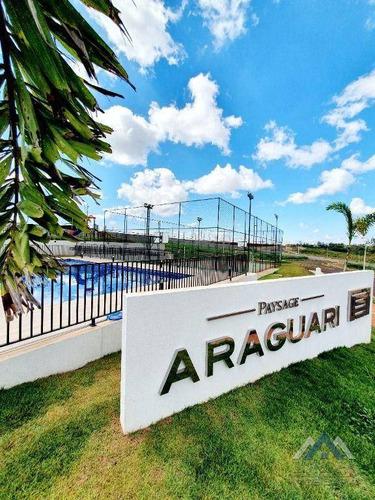 Terreno À Venda, 253 M² Por R$ 185.000,00 - Parque Taua - Londrina/pr - Te0581