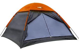 Barraca De Camping Weekend Echolife 4 Pessoas Em Poliéster