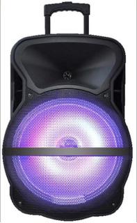Bafle Potenciado Jahro Jh-cx 12 D Portátil - Bluetooth - Usb