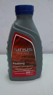Limpia Motor Flushing Total Care Sirius Limpieza Interna