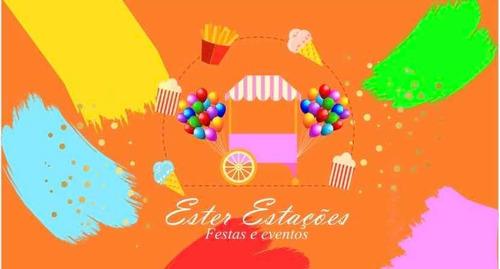 Imagem 1 de 2 de Ester Estações Para Sua Festa Ficar Ainda Mais Perfeita