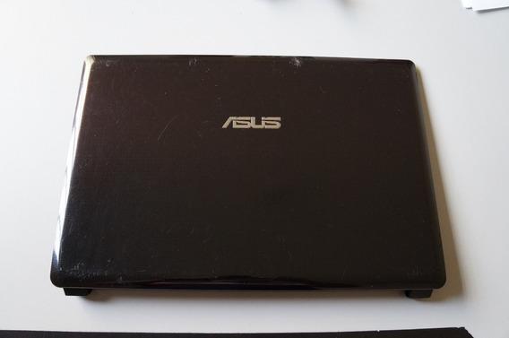 Carcaça Tampa Notebook Asus K43u Com Espelho