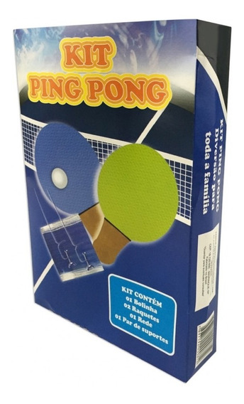 Kit Completo Ping Pong Ahead Sports Ase815