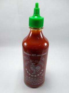 Salsa Picante Sriracha L Huy Fong 482g 6v