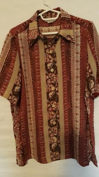 Camisa Mujer Línea A. Contorno Busto 127 Cm Y Bermudas.
