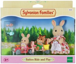 Sylvanian Families 5040 - Los Bebes Montan Y Juegan - Cuotas