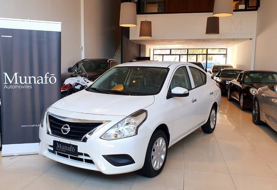 Nissan Versa 1.6 Sense At Okm