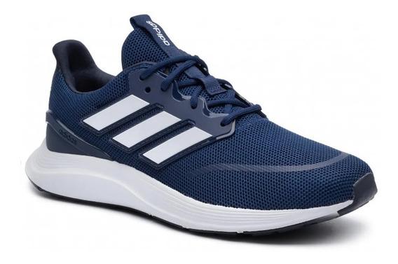 Zapatillas adidas Energy Falcon Hombre - Azul