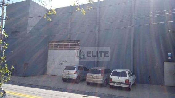 Galpão Industrial À Venda, Fundação, São Caetano Do Sul - Ga0135. - Ga0135