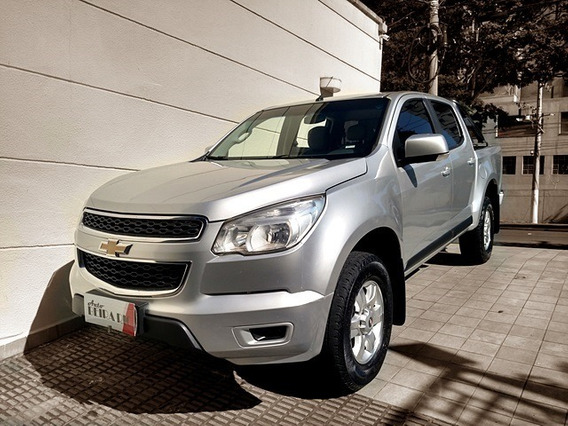 Gm S10 Cd 2.4 Lt Flex / 2014 Único Dono